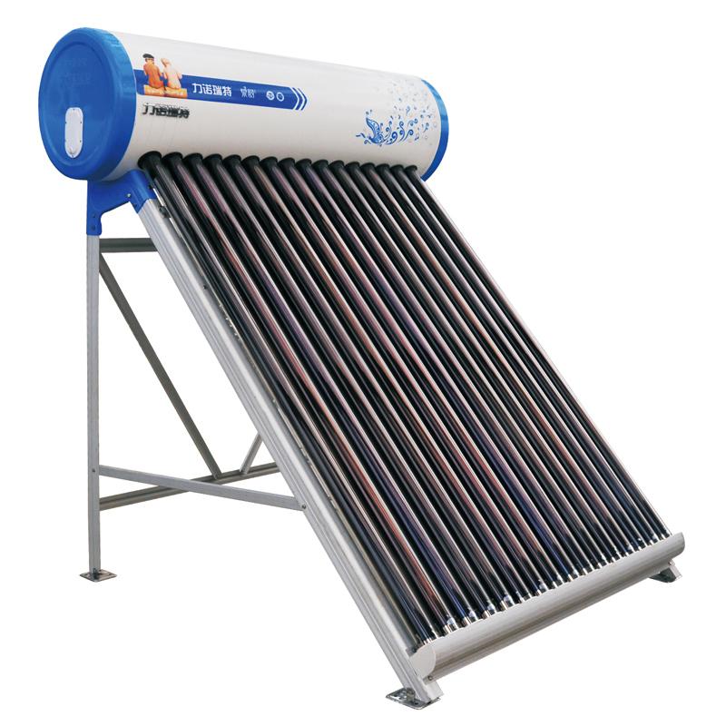 泉韵系列太阳能热水器